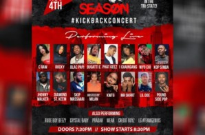 "HHS87 Exclusive! DJDiorCartel Drip Season: ""Kick Back Concert"""