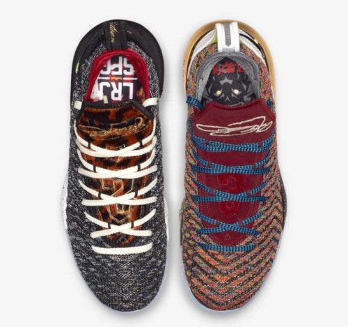 "Nike-LeBron-16-What-The-Release-Date-2-500x469 The Nike LeBron 16 ""What The"" Are Set To Drop This Weekend (September 15th)"