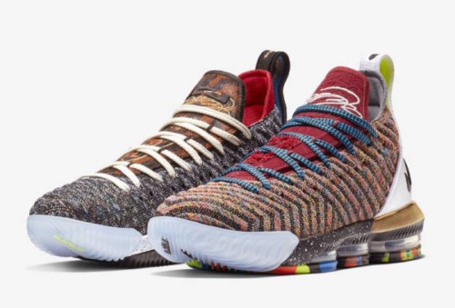 "Nike-LeBron-16-What-The-Release-Date-500x339 The Nike LeBron 16 ""What The"" Are Set To Drop This Weekend (September 15th)"