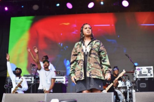 Rapsody-500x333 2 Chainz, T.I., Common, Big Boi & Monica Headline Day 2 of ONE Musicfest 2018 (Photos)