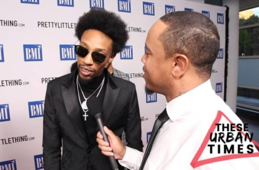 Sonny Digital Talks His Upcoming Project, Building a New Studio, Advice To Producers & More (Video)