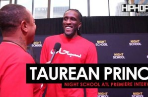 Taurean Prince Talks The Atlanta Hawks New Look, Sneaker Secrets, Kevin Hart & More (Video)