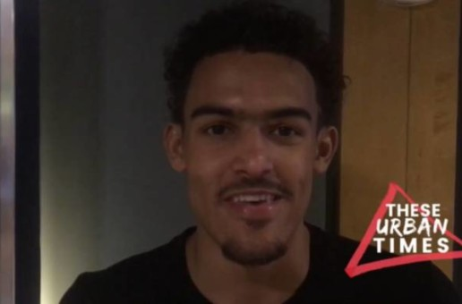 Trae Young Talks the Atlanta Dream, His NBA 2K Ratings After His Rookie Season, Hawks Opener & More (Video)