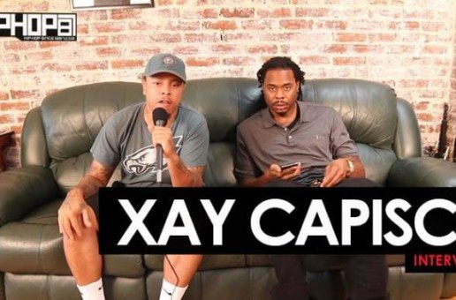 "Xay Capisce Talks ""Harder Than Most"", His Project 'On God' ft. DJ Scream, Touring & More (Video)"
