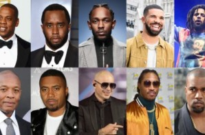 Forbes Unveils World's Highest Paid Hip Hop Artists of 2018!