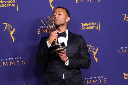 gettyimages-1030170636-500x334 John Legend Makes History As First Black Man With EGOT (Emmy, Grammy, Oscar & Tony)!