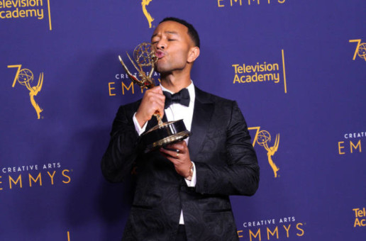 John Legend Makes History As First Black Man With EGOT (Emmy, Grammy, Oscar & Tony)!
