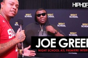 "Joe Green Talks ""Heart of a Beast"", Compares Kevin Hart to Steph Curry & More (Video)"