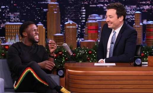 Night School: Kevin Hart Is Set to Co-Host The Tonight Show with Jimmy Fallon Tonight (Sept. 19th)