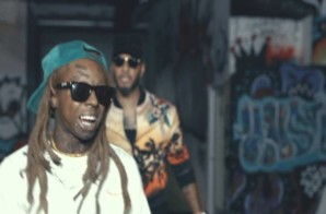 Swizz Beatz – Pistol On My Side (P.O.M.S) ft. Lil Wayne (Video)
