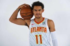 Trae Young Talks ATL Hawks Training Camp, the 2018-19 Season, Jeremy Lin, Baker Mayfield & More (Video)
