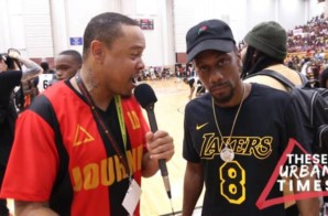 "Translee Talks ""Freedom Summer"", The 2018 NBA Season, LeBron James, The Warriors & More (Video)"