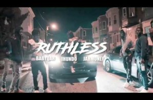BabyQah x 100Deek x JahMoney$ – Ruthless (Video)