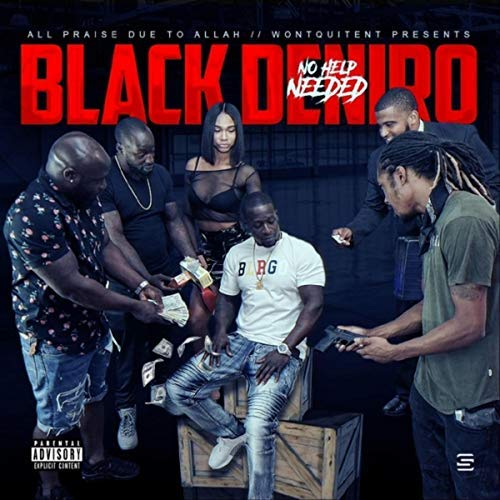 51Sxs8NXzjL._SS500 Black Dinero - No Help Needed (Album Stream)