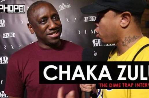 Chaka Zulu Talks the Evolution of Trap Music, the Evolution of Atlanta's Entertainment Scene & More