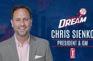 Well Deserved: Chris Sienko Has Been Named The Atlanta Dream's New President