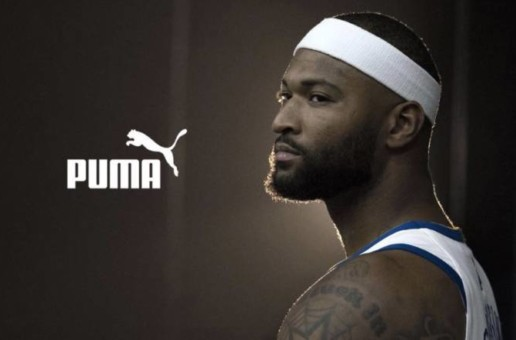 Boogie Hoops: DeMarcus Cousins Agrees To a Endorsement Deal with Puma Hoops