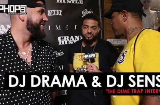 DJ Drama & DJ Sense Talk T.I.'s Career, the Evolution of Trap Music & More (Video)