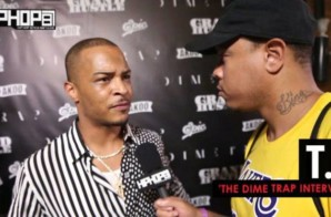 T.I. Talks 'The Dime Trap', the Trap Music Museum & More at the 'The Dime Trap' Private Event in Atlanta (Video)