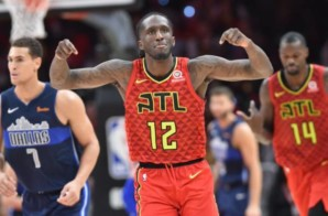Taurean Prince Talks State Farm Arena, Facing the Mavs, Which NBA Peers Have the Best Kick Game & More (Oct. 23rd)