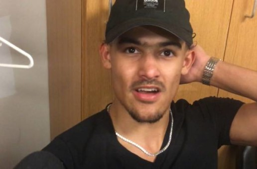 Trae Young Talks Hawks vs. Pelicans, His Backboard Pass to John Collins & More (Oct. 1st 2018) (Video)