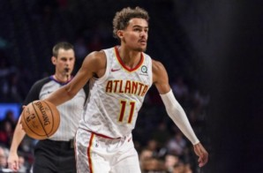 Trae Young Talks Allen Iverson's Greatness, the Sixers & Postgame Interview in Philly (Oct. 29th)