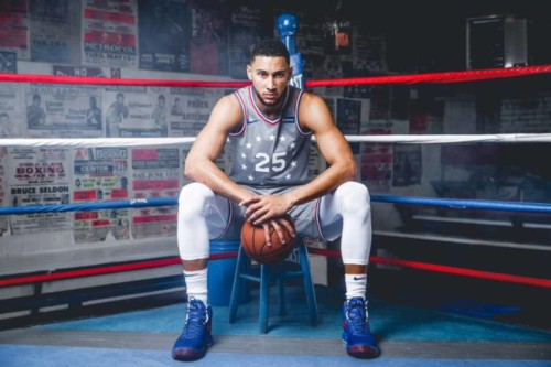 "ben-creed-500x333 ADRIAN: The Philadelphia Sixers Have Unveiled Their New City Edition Uniforms Inspired by ""Rocky"" & Creed"" Films"