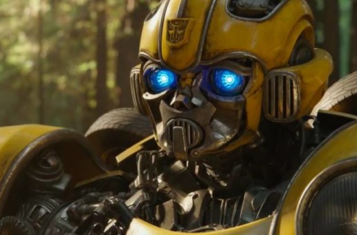 "Paramount Pictures Releases a New Trailer For The Upcoming Film ""Bumblebee"" (Video)"