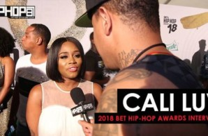 "Cali Luv Talks Her Single ""Had It All"", Designing in the Fashion World & More (Video)"