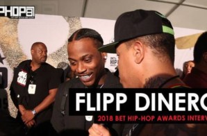 Flipp Dinero Talks 'Leave Me Alone', New Music, Lil Wayne & More at the 2018 BET Hip-Hop Awards Sprite Green Carpet (Video)