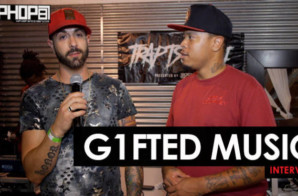 "G1fted Talks His Journey, Upcoming Projects & More at the HHS1987 ""Surround Sound"" Industry A&R Panel & Producer Showcase (Video)"