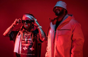 "Lil Wayne Shoots ""Uproar"" Music Video in New York City (Video)"
