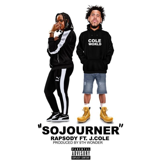 rapsody-sojourner-jcole Rapsody - Sojourner ft. J. Cole (Prod by 9th Wonder)
