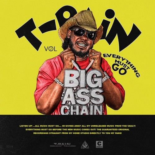 tp-500x500 T-Pain - Everything Must Go Vol.2 (Mixtape)