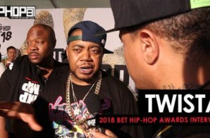 Twista Talks New Music, Lil Wayne, the Chicago Bears, Khalil Mack & More at the 2018 BET Hip-Hop Awards Sprite Green Carpet (Video)
