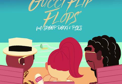 Bhad Bhabie – Gucci Flip Flops feat. Snoop Dogg & Plies (Remix)
