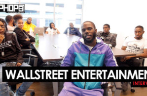 The Wolf & Wallstreet Entertainment Exclusive Interview with HipHopSince1987
