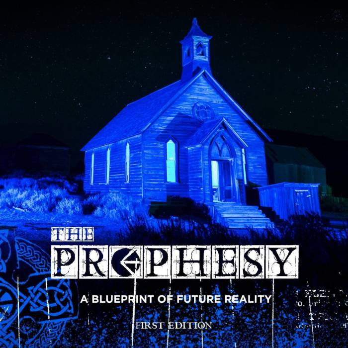 "y-dUJjmw Ethika Presents ""The Prophesy"" - A Blueprint of Future Reality (Mixtape)"