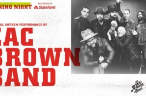 3x Grammy Award Winning Zac Brown Band To Sing National Anthem At The Atlanta Hawks 2018-19 Season Home Opener In The All New State Farm Arena