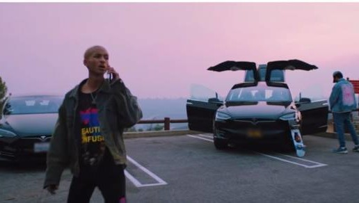 Jaden Smith – Plastic (Video)
