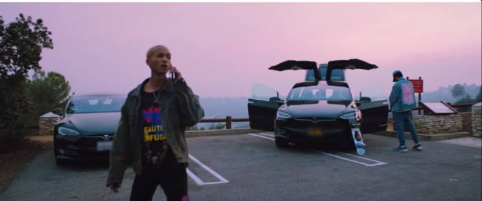 1255152 Jaden Smith - Plastic (Video)
