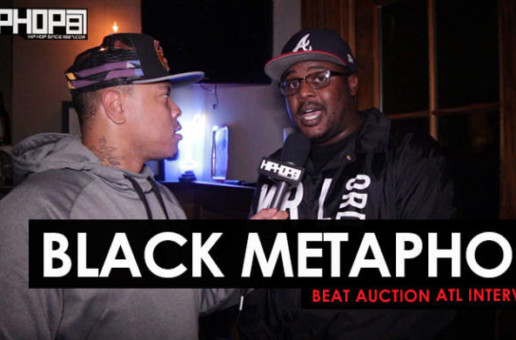 Black Metaphor Talks New Production, His Artist King Elway, Advice To Up & Coming Producers & More (Video)