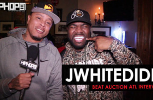 JWhiteDidIt Talks New Music, Producing Cardi B's Hits Records, Working with Mary J Blige & More (Video)