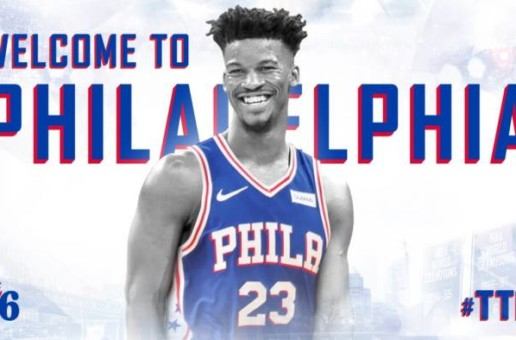 Jimmy Jam: The Sixers Have Officially Acquired Jimmy Butler From The Minnesota Timberwolves
