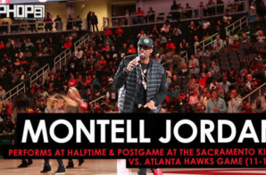 "Montell Jordan Performs ""This Is How We Do It"" (Sacramento Kings vs. Atlanta Hawks) (11-1-18) (Video)"