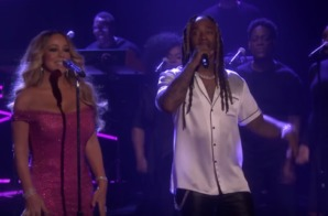 Mariah Carey ft. Ty Dolla $ign – The Distance (Live Video)