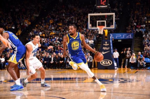 Easy Money: Kevin Durant Drops 49 Points in a Win vs. the Orlando Magic (Video)