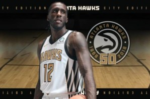 The Atlanta Hawks Will Celebrate 50 Years As They Debut Their Nike City Edition Uniforms And First-Ever Commemorative Court Tonight