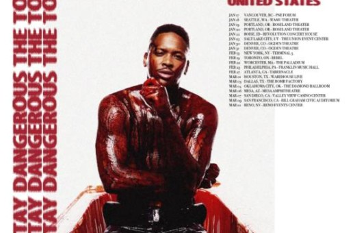 "YG Announces ""Stay Dangerous"" North American Tour!"