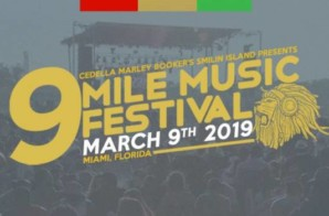 9 Mile Music Festival Returns in March 2019! Sizzle, Capleton, Barrington Levy, Shabba Ranks & More Announced!
